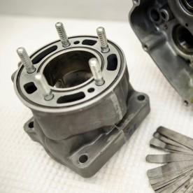 Zylinder neu beschichten 125cc